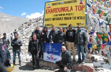 motocyklowe wyprawy po himalajach royal einfield