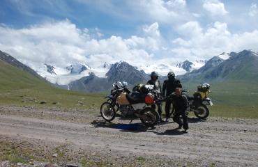 Moto trip, motocyklowe wyprawy po Kirgizji, wyprawy 4x4