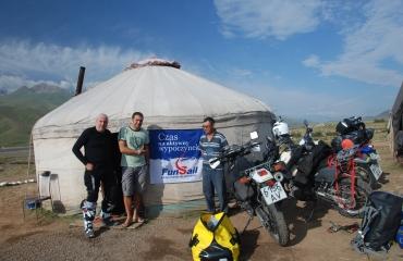 Funsail w Kirgizji, wyprawy motocyklowe i UTV po Kirgistanie i Kazachstanie