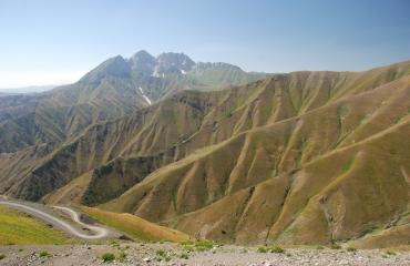 Kirgizja Tien Shan, wycieczki quady, UTV, motocyklem przez Azję