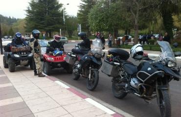 wyjazdy motocyklowe maroko