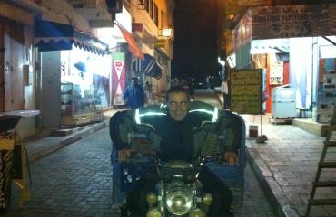 wyprawy motocyklami w maroku