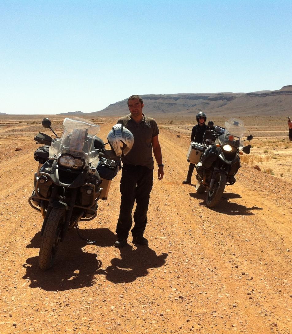 wyjazdy motorami maroko