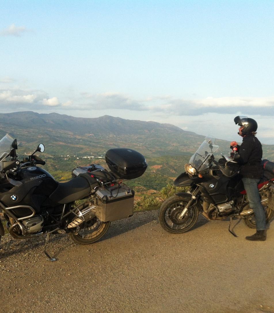 wyprawy motocyklowe do maroka
