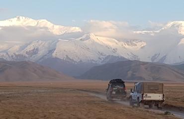Wyprawy na motorach Azja pamir tadzykistan silk road