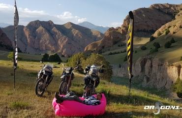 Motocyklowe wyprawy - hiszpania, gruzja, tadzykistan, kazachstan kirgistan, wyprawy autami terenowymi dla rodzin
