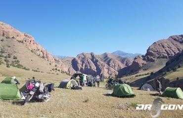 Motorcycle tours Kyrgyzstan biszkek rent a motorbike