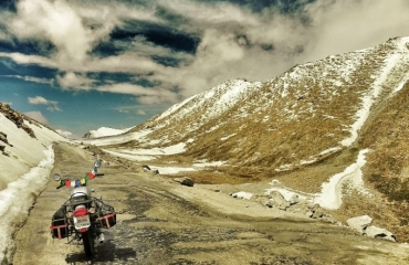 Himalayan expedition to the Himalayas
