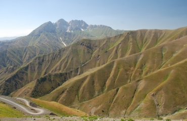 Kyrgyzstan Tien Shan, quad tour, UTV, motorcycle through Asia