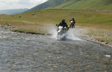 Motorbike through Kyrgyzstan, 4x4 expedition, quad expedition, UTV Kyrgyzstan expedition