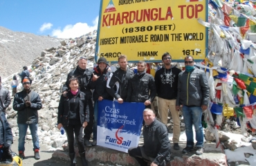 Motorbike expeditions of royal enfield