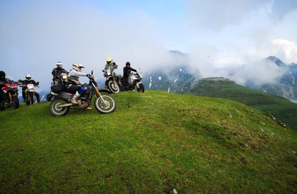 Gruzińska przygoda - wyprawa motocyklowa Gruzja - 7 dni