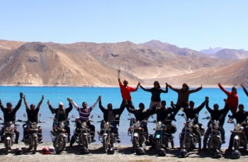 HIM2 Spiti - ziemia zakazana Himalaje - wyprawa motocyklowa