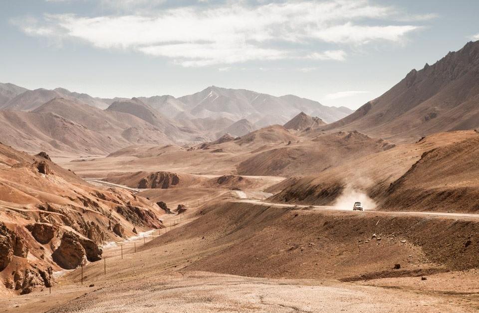 Tadżykistan i Kirgistan: Szosa Pamirska - wyprawa motocyklowa 2018