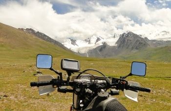 Tadżykistan i Kirgistan: Trasa Pamirska - wyprawa motocyklowa 2019