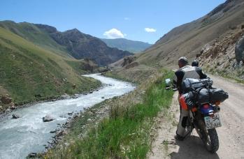 Kirgizja - wyprawa motocyklowa 2018