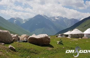 Kirgizja - wyprawa samochodami terenowymi 10 dni