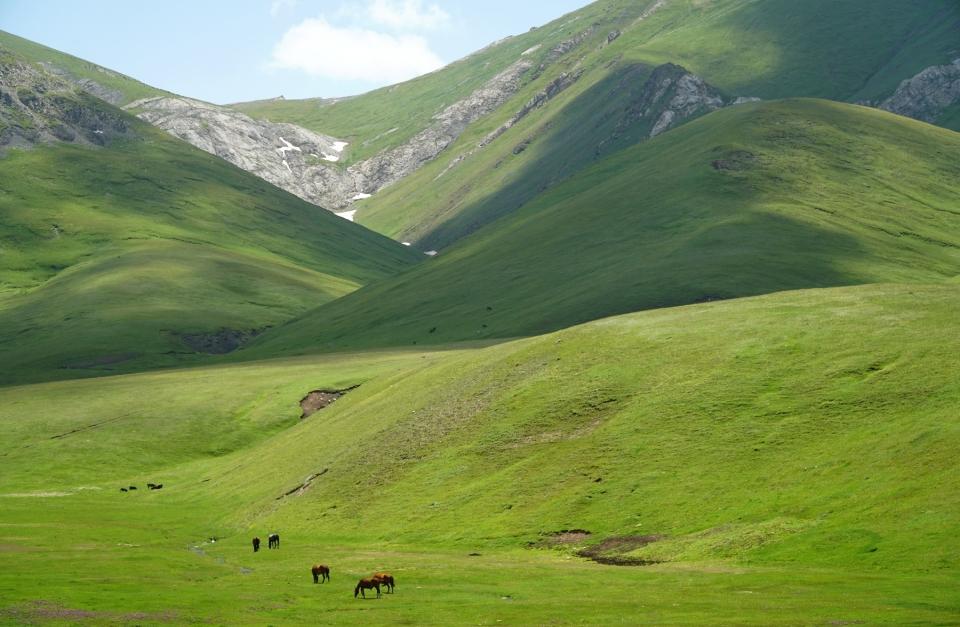 Szlak Jedwabny - Kirgistan i Tadżykistan - lato 2018