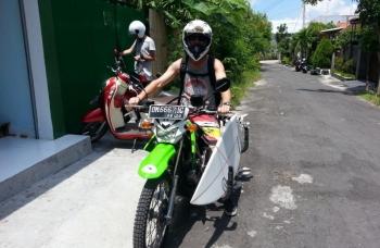 Indonezja - Wyprawa motocyklowa