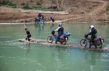 Wietnam - Wyprawa motocyklowa szlakiem TOP GEAR