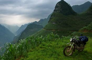 Wietnam - Wysokogórska Przygoda - wyprawa motocyklowa