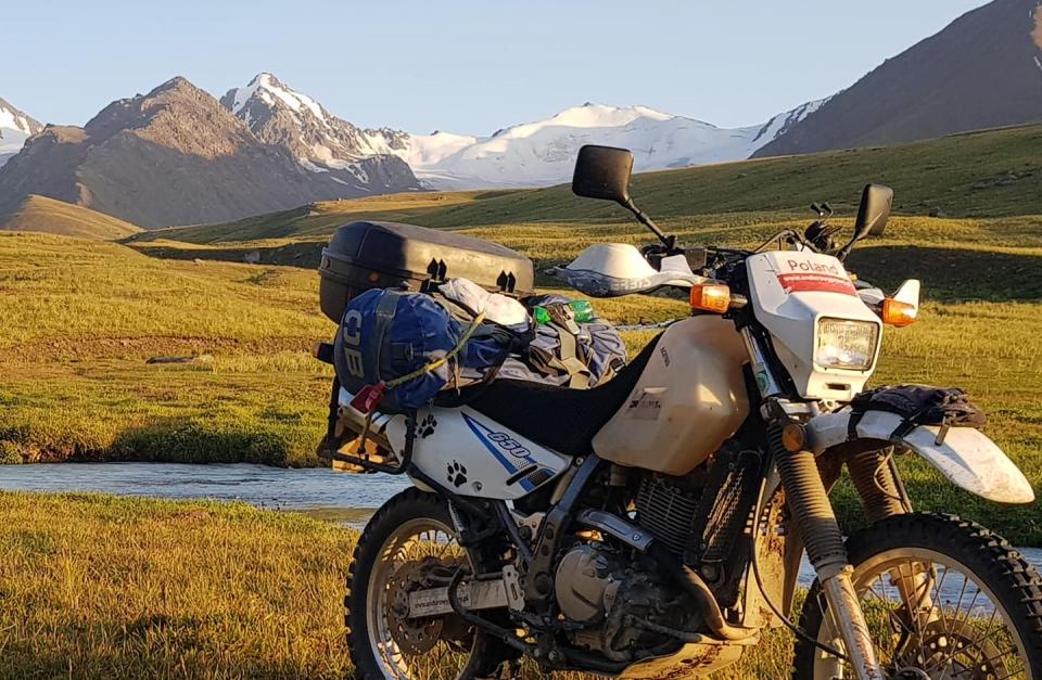 Kirgistan w 7 dni  - wyprawa motocyklowa w pigułce