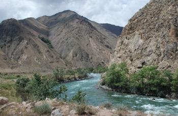 Kirgistan - wyprawa motocyklowa szlakiem kirgiskich jezior 2018