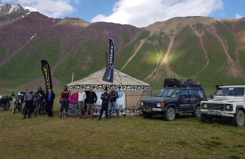 KIR 1 Kirgistan - wyprawa motocyklowa w pigułce...