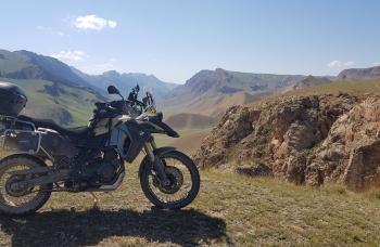 Kirgistan w 7 dni  - wyprawa motocyklowa