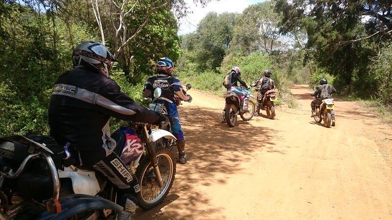 SRL1 Wyprawa motocyklowa Sri Lanka, motocyklem po Azji
