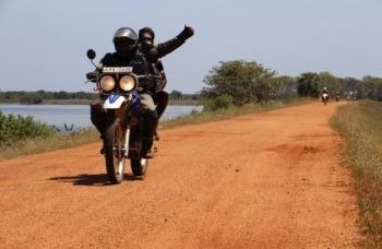 Wyprawa motocyklowa Sri Lanka, motocyklem po Azji