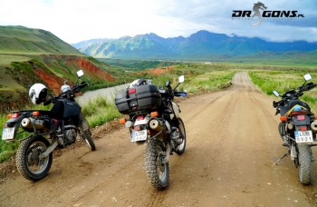 Kyrgyzstan - 10 days motorcycle tour English version