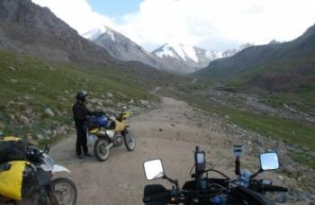 Wyprawa motocyklowa Azja Tour. Kirgizja - Uzbekistan - Tadzykistan - Turkmenistan - Iran - Armenia - Gruzja - Ukraina - Polska