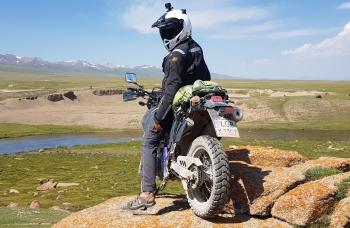 Wyprawa motocyklowa Azja Tour. Gruzja - Armenia - Iran - Turkmenistan - Uzbekistan - Tadżykistan - Kirgistan