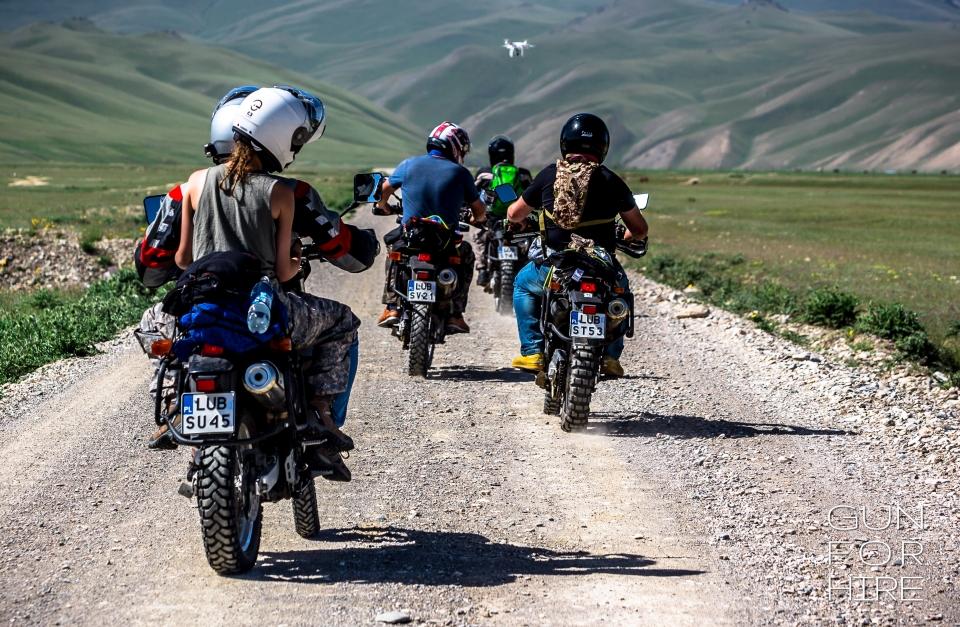 Gruzja nietypowo - wyprawa motocyklowa, 8 dni