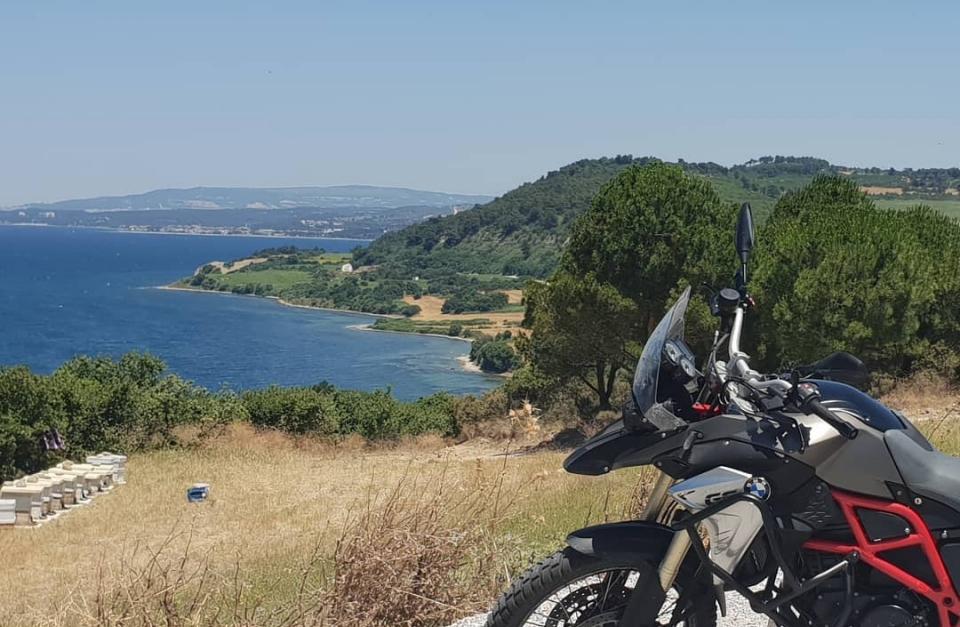 Z Gruzji do Polski w 10 dni - wyprawa motocyklami BMW one way