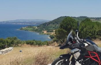 Z Gruzji do Polski w 9 dni - wyprawa motocyklami BMW one way