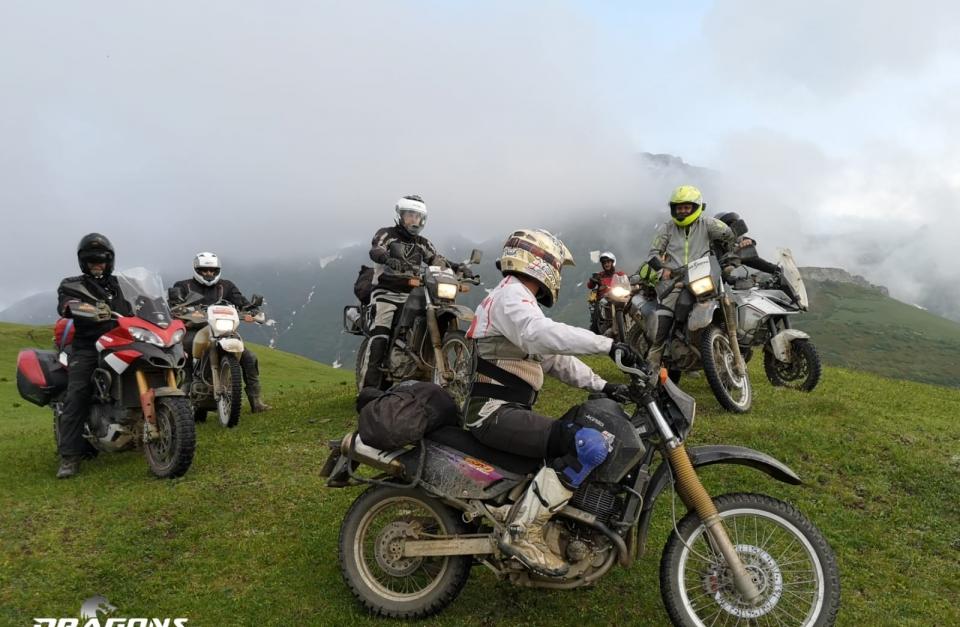 10 dni wrażeń - wyprawa motocyklowa Gruzja